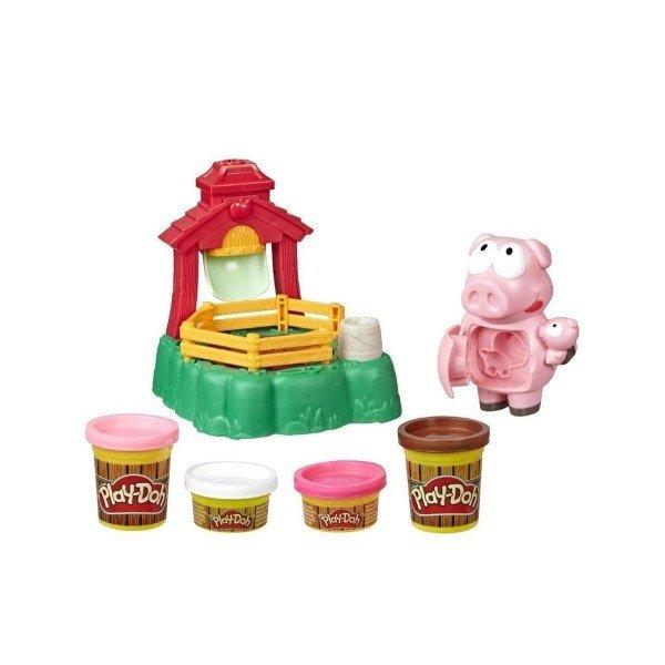 Massinha Play-doh Porquinhos Brincalhões - Hasbro