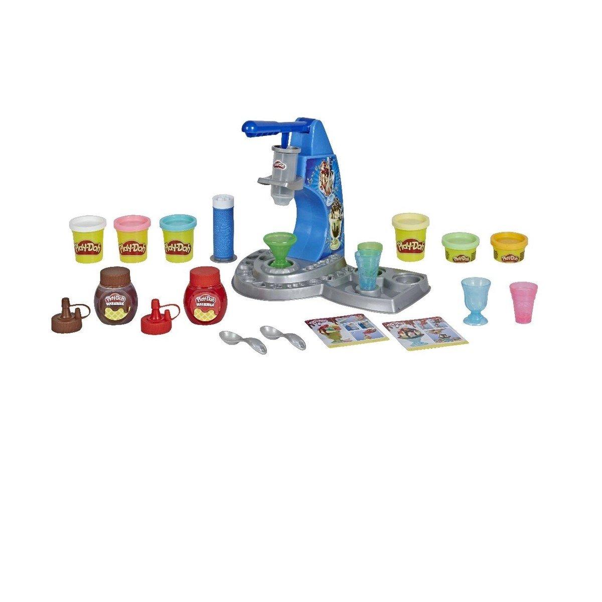 Massinha Play-doh Máquina De Sorvete - Hasbro E6688