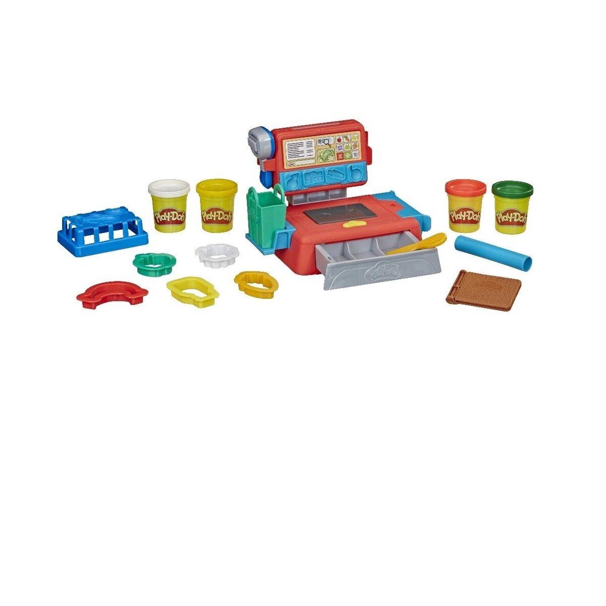 Massinha Play-doh Caixa Registradora - Hasbro E6890