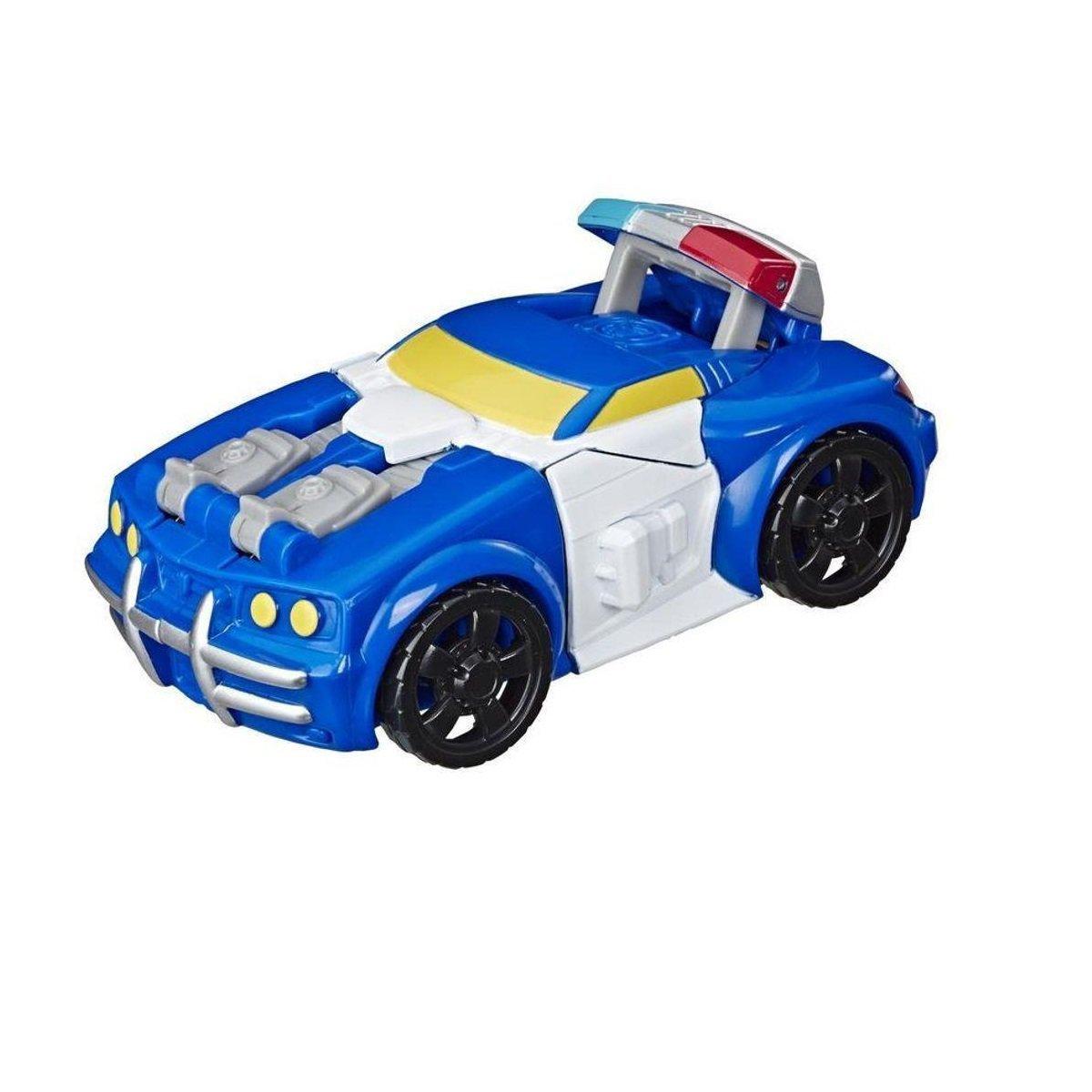 Transformers Rescue Bots Academy Chase O Robô Policial - Hasbro E5693