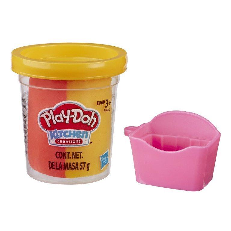 Massinha Play-doh Mini Criações Batata Frita - Hasbro E7478