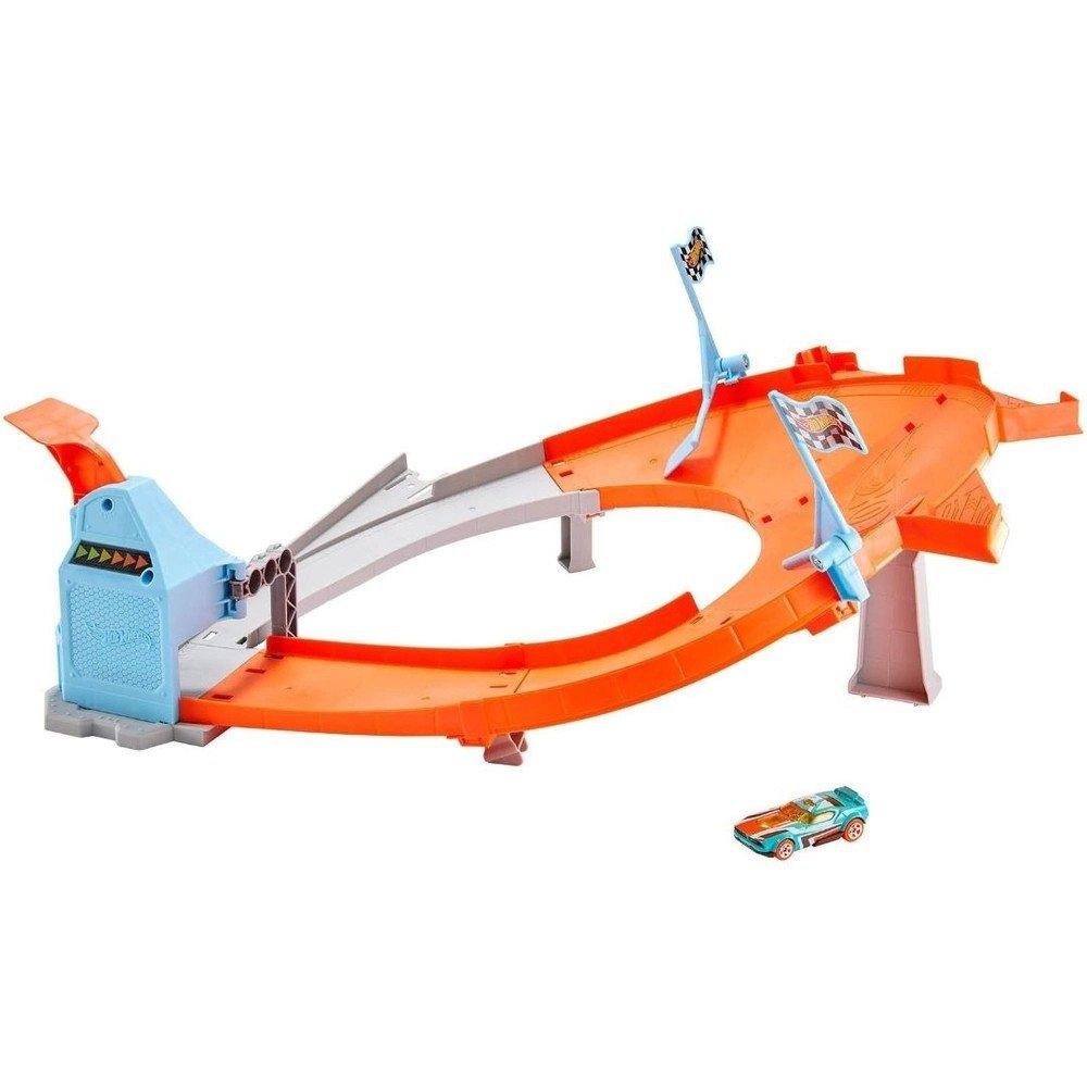 Hot Wheels Pista Action Campeonato De Drifting Mattel Gbf84