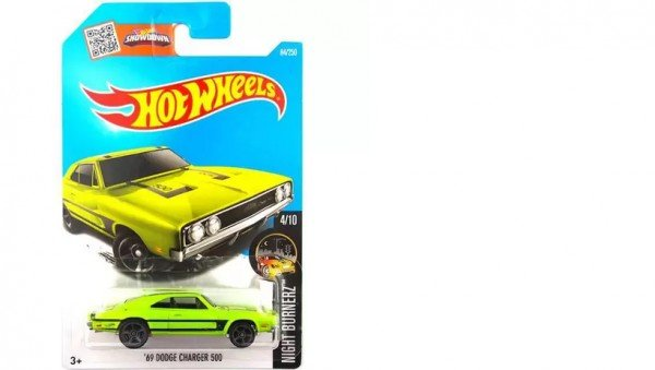 Carrinho Hot Wheels Básico Sortido - Mattel C4982