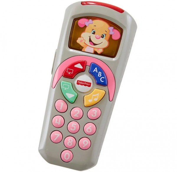 Controle Remoto - Fisher Price Dlh40