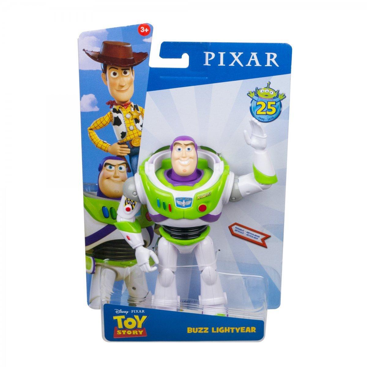 Boneco Toy Story Buzz Lightyear Articulado - Mattel Gdp69