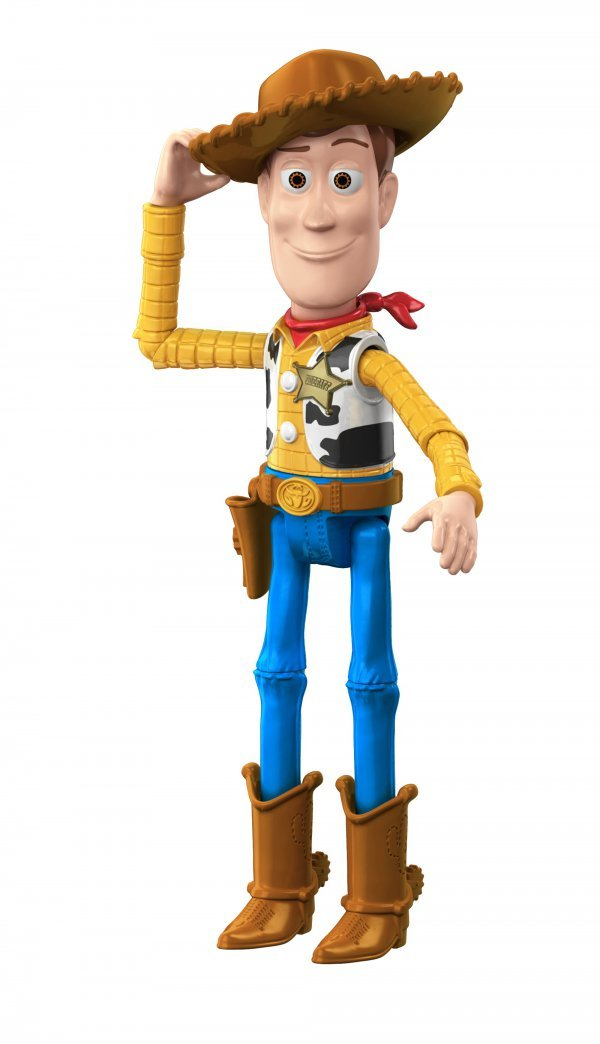 Boneco Toy Story Woody Articulado - Mattel Gdp68