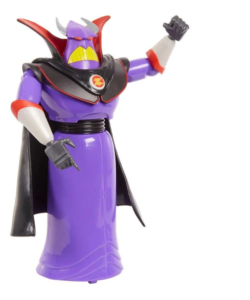Boneco Toy Story Imperador Zurg Articulado - Mattel Gkp94