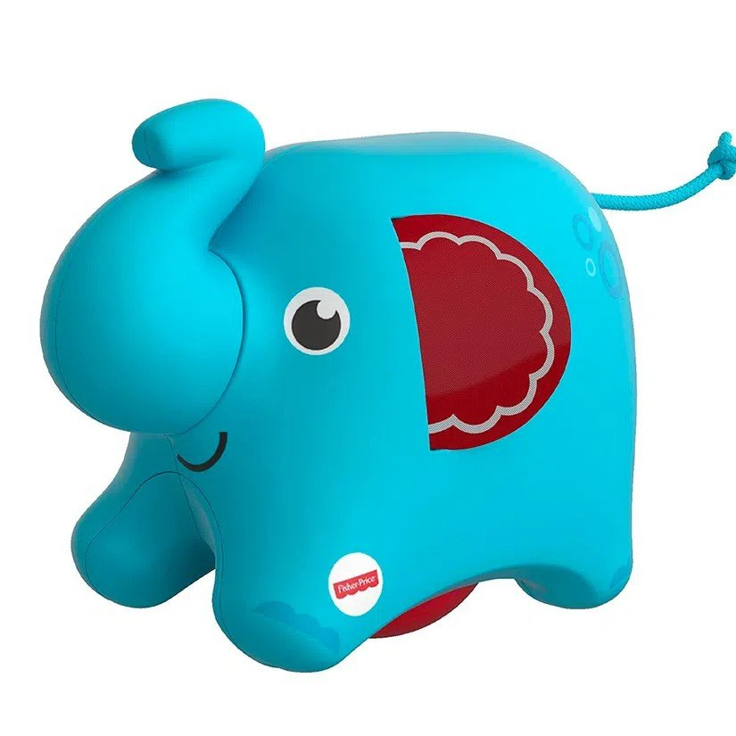 Animais Com Rodas Rolinho Do Elefante - Fisher Price Frr63