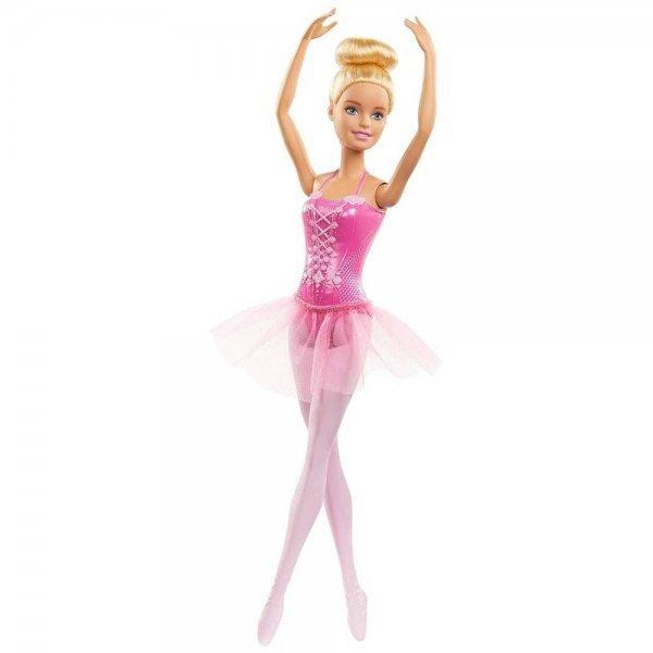 Boneca Barbie Bailarina Clássica Rosa - Mattel Gjl59