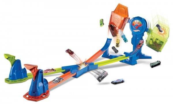 Hot Wheels Action Pista Equílibrio Extremo - Mattel Frh34
