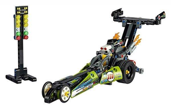 Lego Technic - Dragster - Lego