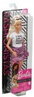 Boneca Barbie Fashionista Loira Com Blusa Strong Girls Make 148 - Mattel Ghw62