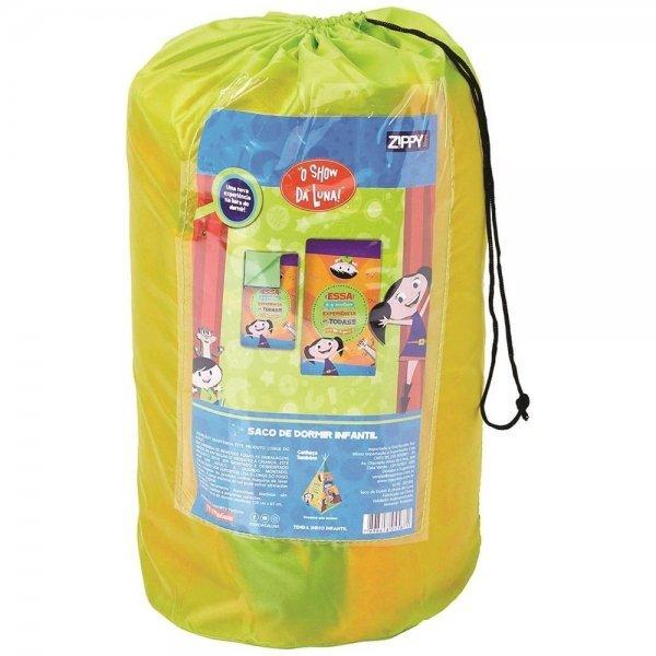 Saco De Dormir Infantil O Show Da Luna - Zippy Toys Sd18sl