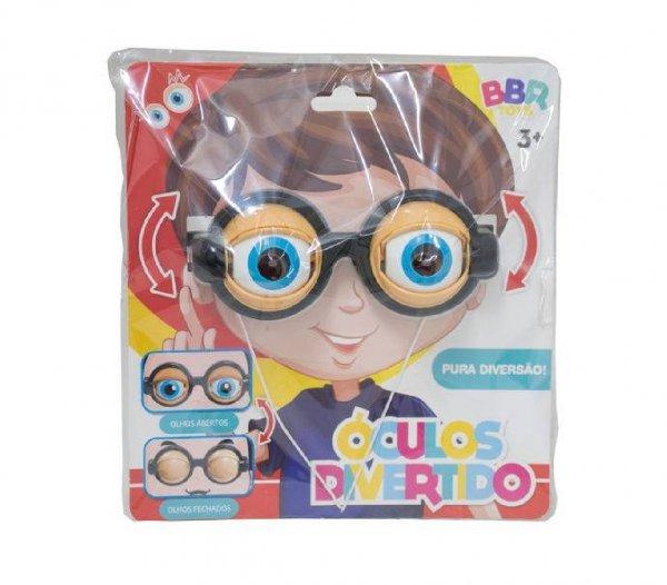 Óculos Divertido Olho Maluco