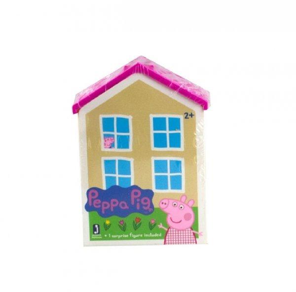 Casa Figura Surpresa Da Peppa Sortido - Sunny