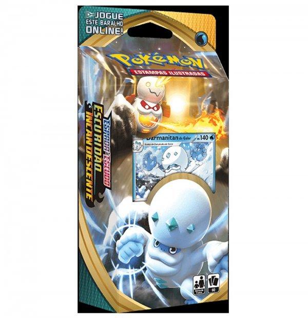 Pokémon Starter Deck De Galar Escuridão Incandescente Darmanitan - Copag 89087