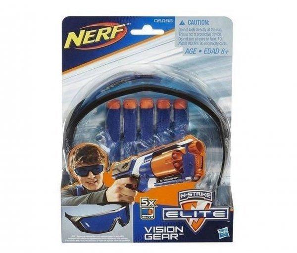 Refil Nerf N-strike Elite Vision Gear - 5 Dardos - Hasbro A5068
