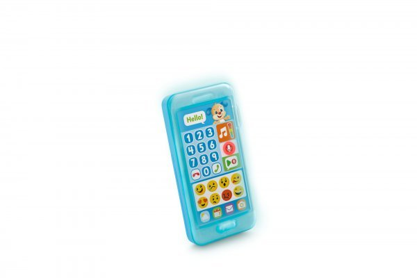 Telefone Emojis Aprender E Brincar Fisher-price Sortido - Mattel Fhj18