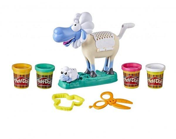 Massinha Play-doh Animal Crew Ovelha Sherrie