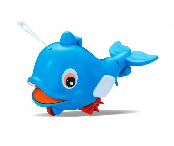Bichos Divertidos Baleia À Corda - Zoop