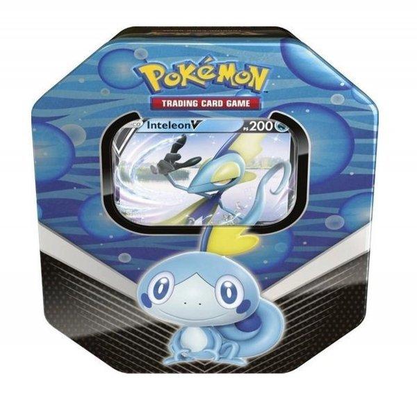 Pokemon Lata Parceiros De Galar Sortido - Copag 90729