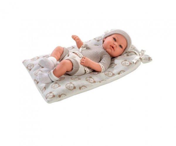 Boneca Elegance Baby Rick - Baby Brink 1303