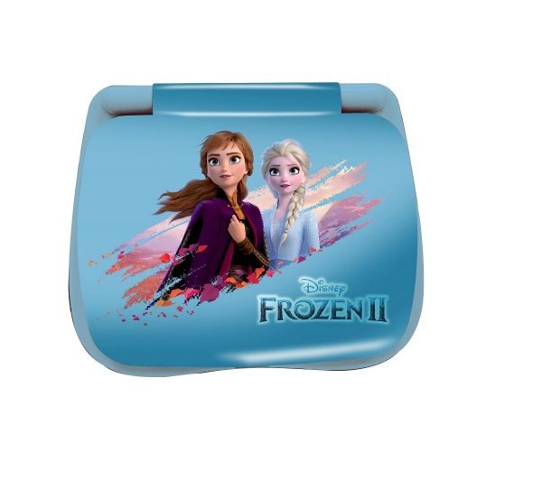 Laptop Infantil Frozen Bilíngue - Candide 8303