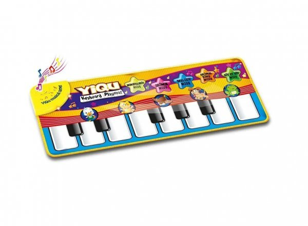Tapete Musical Piano Divertido - Dm Toys