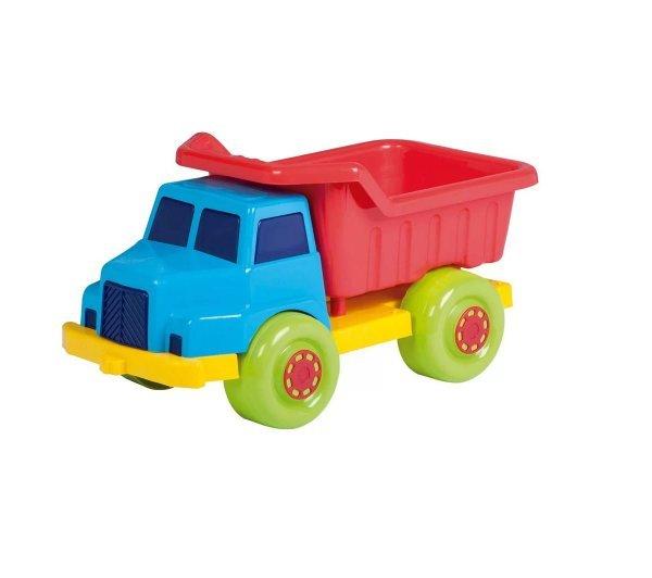 Caminhão Mega Caçamba Roda Livre - Maptoy