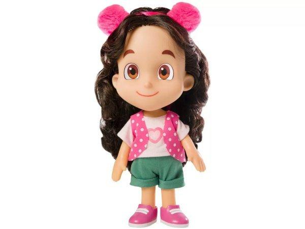 Boneca Maria Clara Articulada 27 Cm - Baby Brink 1040