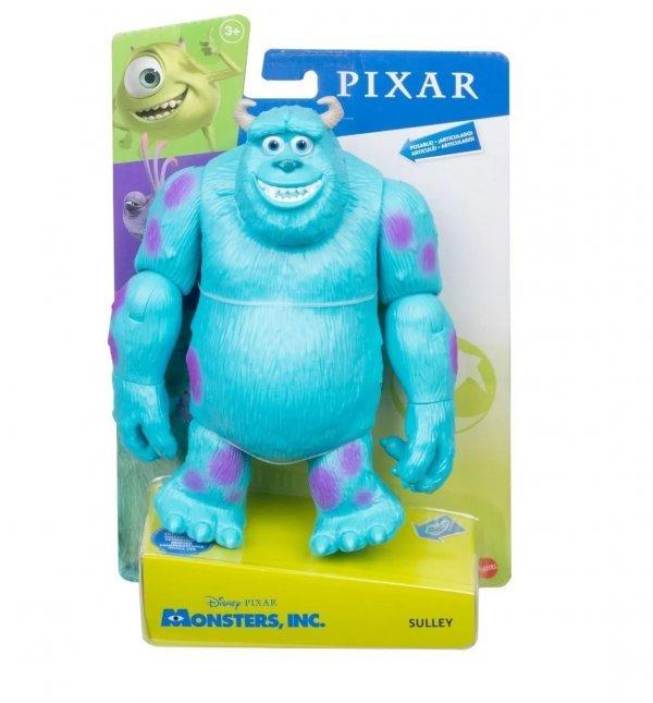 Boneco Disney Pixar Sully Monstros Sa Figura De Ação - Mattel Gnx77