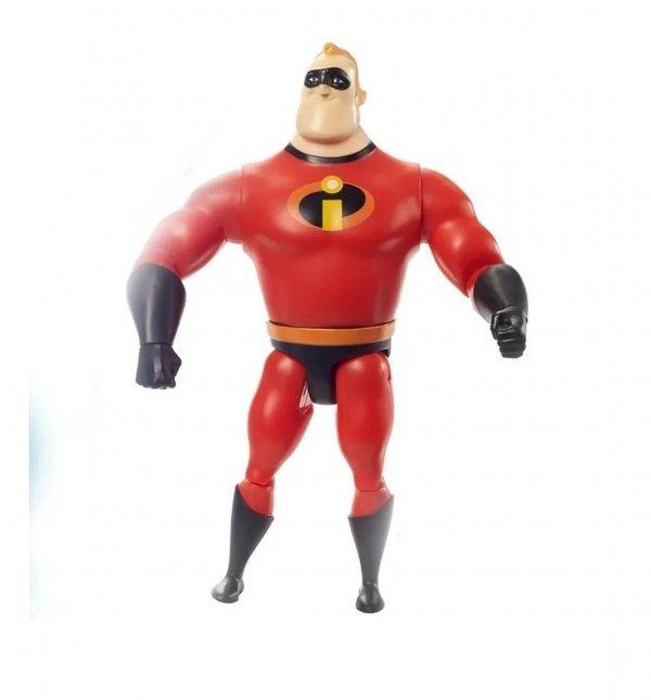 Boneco Disney Pixar Sr. Incrível Os Incríveis Figura De Ação - Mattel Gnx78