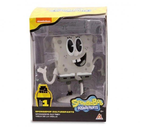Boneco Bob Esponja Clássico Bob Esponja Cinza - Mattel Gmx10