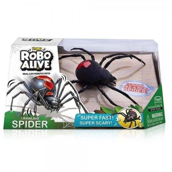 Robô Alive Aranha Eletrônica - Candide