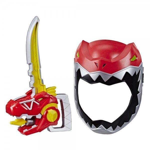 Máscara Com Sabre Saban's Power Ranger Rex Zord - Hasbro
