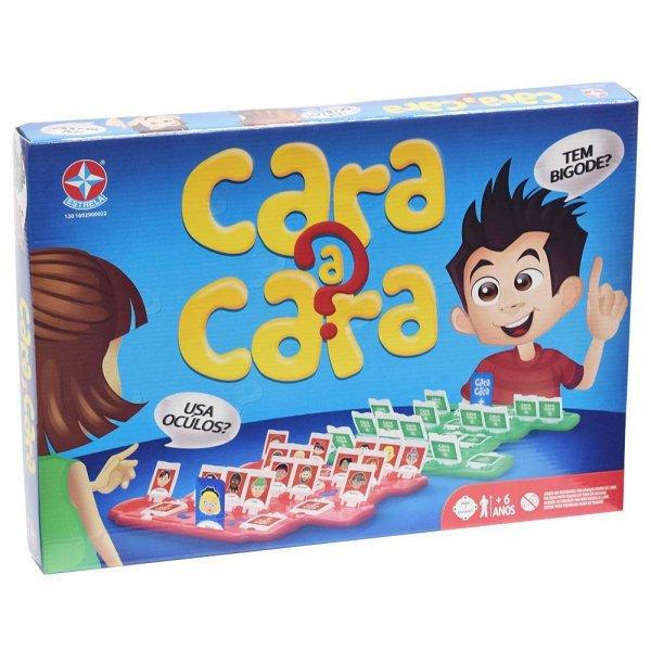 JOGO CARA A CARA COM ALICATIVO - ESTRELA 2900022