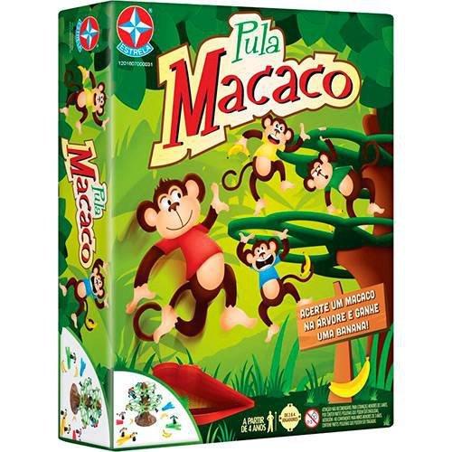 Jogo Pula Macaco - Estrela 7000031
