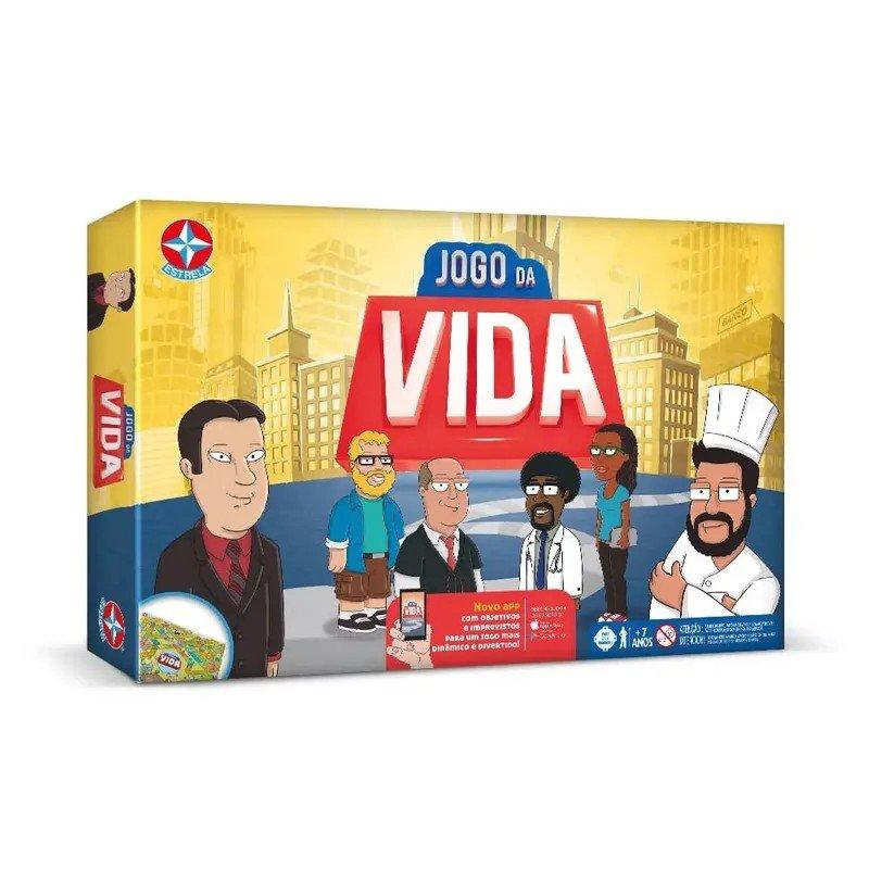 Jogo Da Vida Novo App - Estrela 2900041