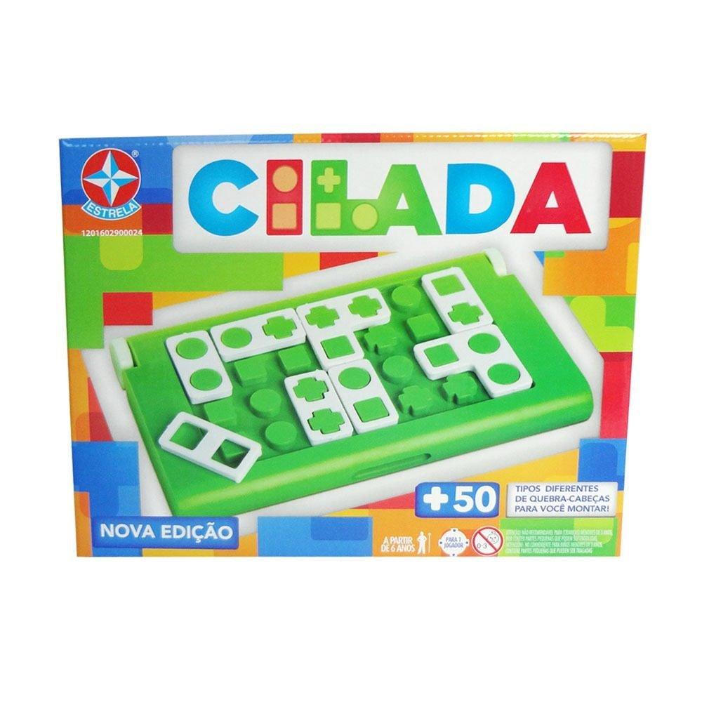 Jogo Cilada - Estrela 2900024