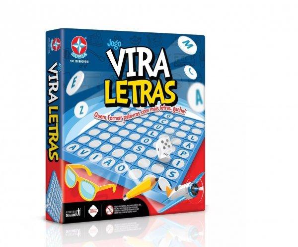 JOGO VIRA LETRAS - ESTRELA REF: 9900018