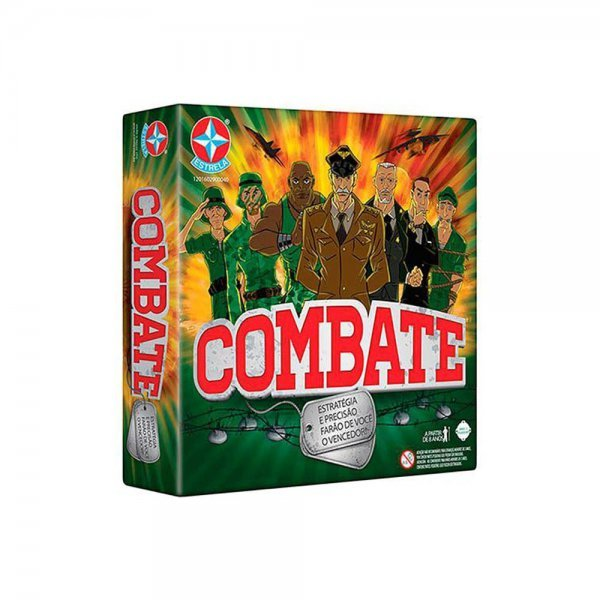 JOGO COMBATE - ESTRELA 2900040