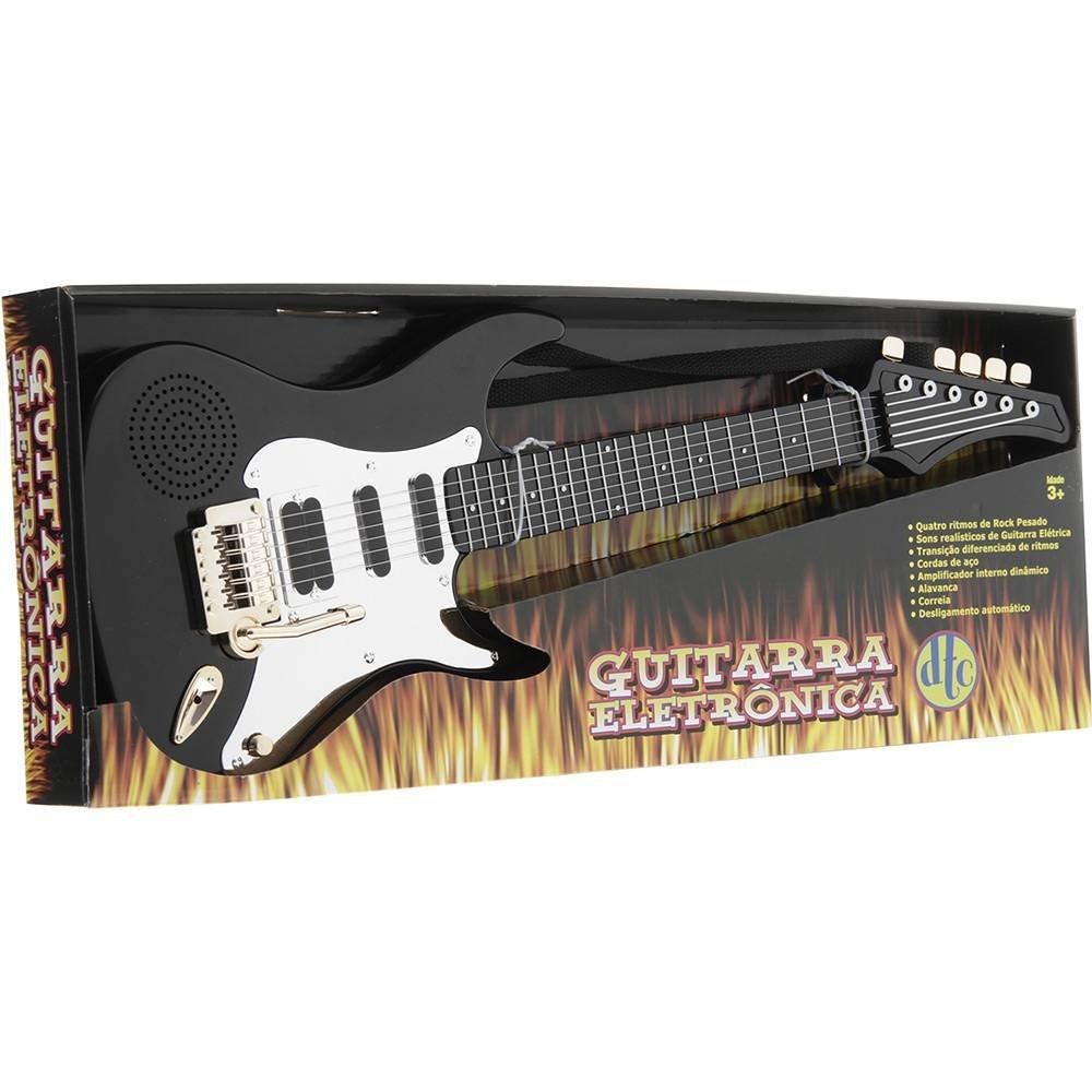 Guitarra Eletrônica - Dtc Ref: 123
