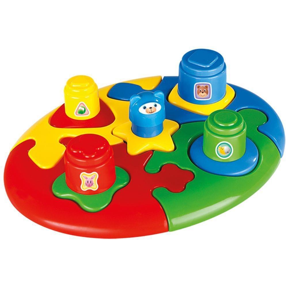 Duo Baby Puzzle - Calesita Ref: 803