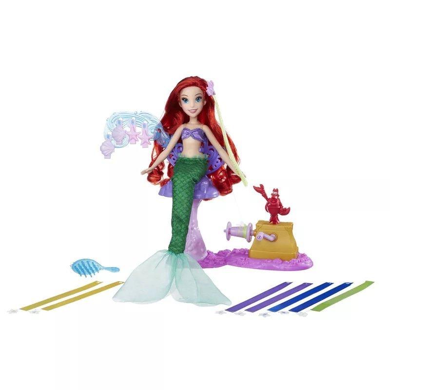 Boneca Disney Princesas Cabelos Mágicos - Hasbro Ref:b6835