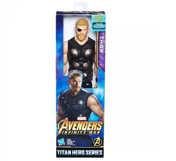 Boneco Thor Titan - Hasbro Ref:e1424