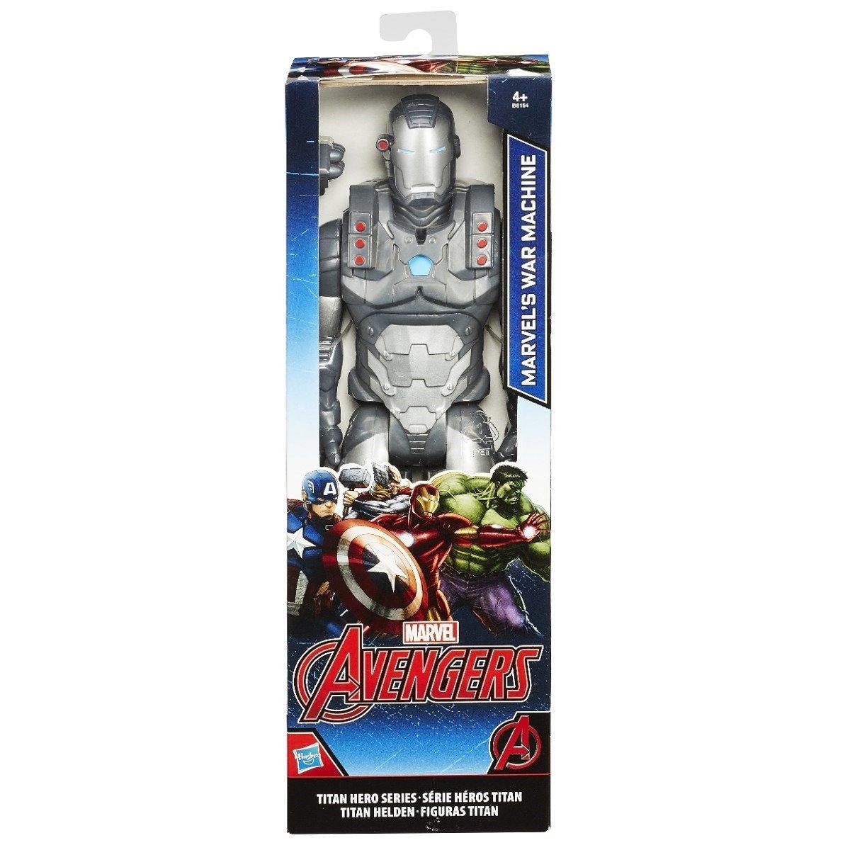 Boneco Maquina De Combate Avengers - Hasbro Ref:b6154