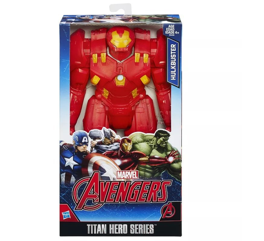 Boneco Hulkbuster Avengers - Hasbro Ref:b6496