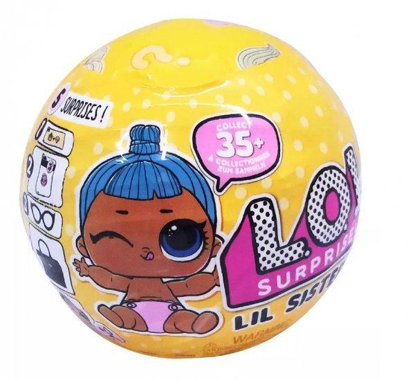 Boneca Lol Lil Sister - Candide Ref:8901