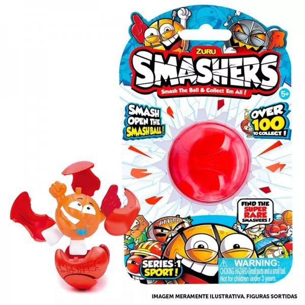 Smashers Bola Surpresa - Candide