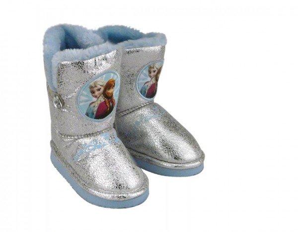 Pantufa Bota Inf Frozen Azul 23/24 - Ricsen Ref:20224